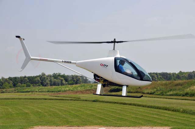 Elicottero Monoposto : News